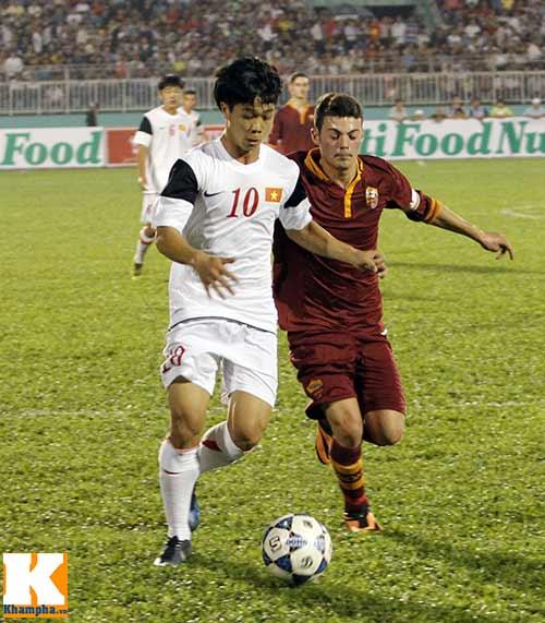 U19 Việt Nam và những bài học vỡ lòng - 1