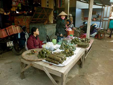 Chợ Nồi Rang - nét văn hóa xứ Quảng - 1