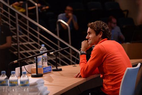 Federer không để ý Nadal, Murray cùng nhánh - 1