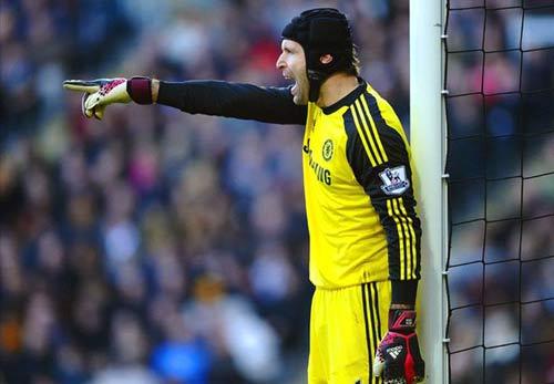Cech lập kỷ lục giữ sạch lưới - 1