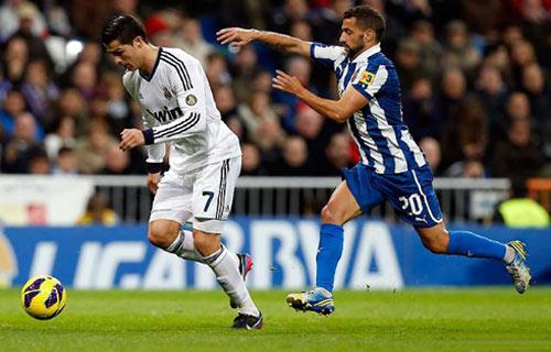 Espanyol – Real: Tận dụng thời cơ - 1