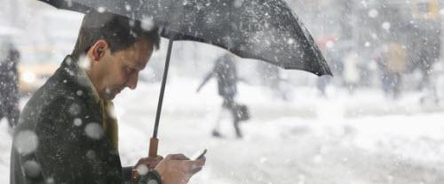 """Smartphone nào """"sợ"""" lạnh hơn? - 1"""