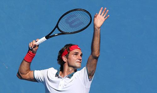 Federer - Duckworth: Nhu thắng cương (V1 Australian Open) - 1