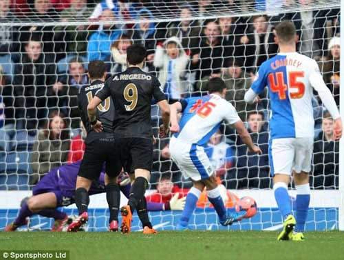 """Man City – Blackburn: Bẻ gai """"hoa hồng"""" - 1"""