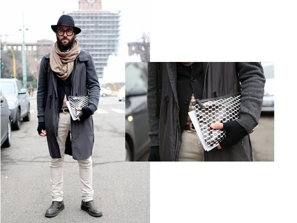 Phái mạnh đang yêu thích mẫu túi nào? - 1