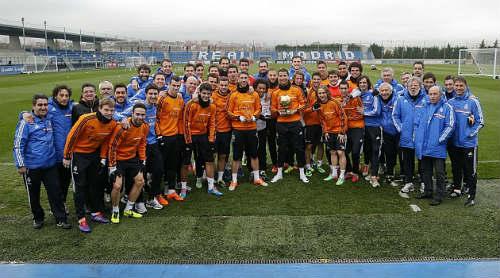 Vinh quang nối tiếp vinh quang cho Ronaldo - 1