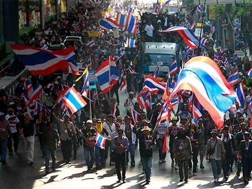 Thái Lan: Nổ liên tiếp ở Bangkok - 1