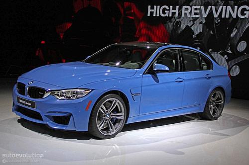 Bộ đôi BMW M3 sedan và M4 coupe chính thức ra mắt - 1