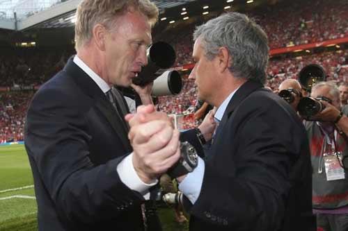 Mourinho - Moyes: Không có kẻ yếu thế - 1