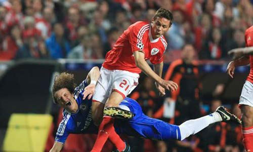 Chelsea mua Matic, Barca sẽ có David Luiz? - 1