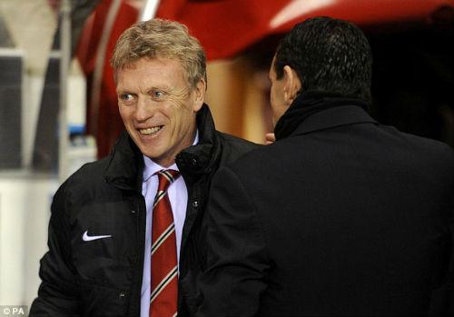 David Moyes nhận án phạt nặng từ FA - 1