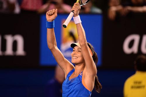 Lập lại trật tự (Tổng hợp Australian Open ngày 5) - 1