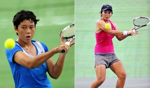 Đài Trang và Ngọc Vân vắng mặt tại Giải quần vợt nữ Việt Nam - 1