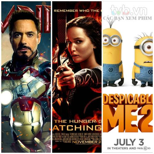 Điện ảnh Hollywood 2013: Nữ giới và phim hài kinh dị - 1