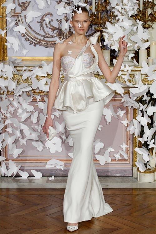 Nữ thần giáng thế tại Paris haute couture - 1