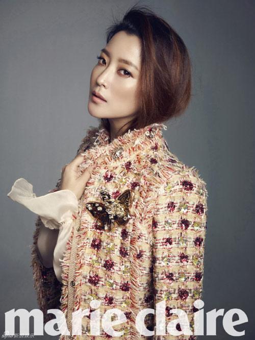 Học Kim Hee Sun tỏa sáng nơi công sở - 1