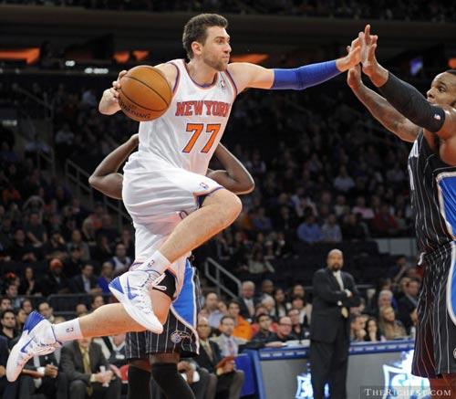 Top 10 cầu thủ bóng rổ cao nhất NBA - 1