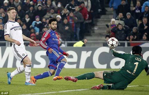 """Chelsea chính thức có """"Messi Ai Cập"""" - 1"""