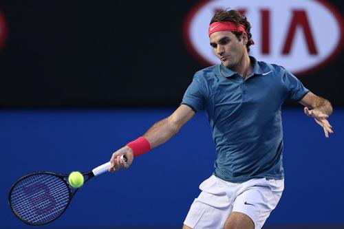 Giấc mơ nhỏ nhoi của Federer - 1