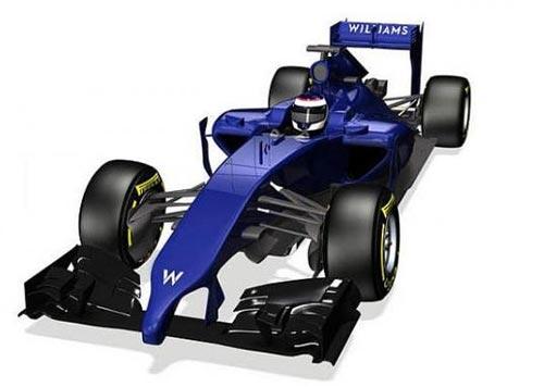 F1: Hình ảnh đầu tiên của chiếc FW36 Mercedes - 1