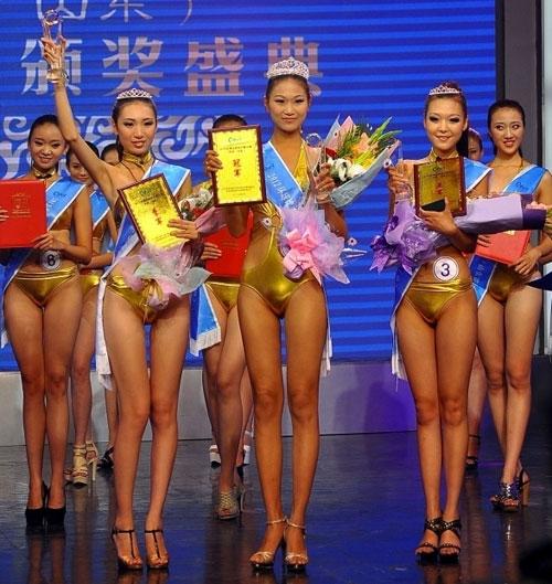 Khủng hoảng sắc đẹp tại các cuộc thi hoa hậu - 1