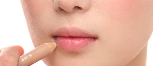 chì kẻ môi