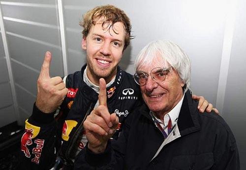 F1: Vettel sẵn sàng với mọi thách thức - 1