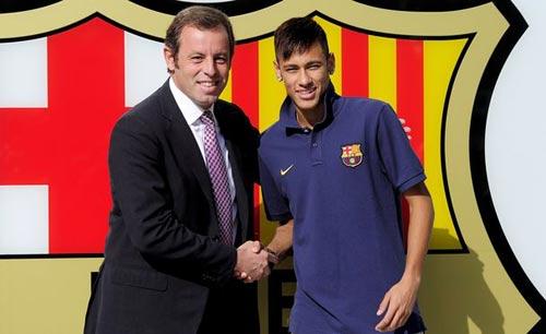 """Barca cần một """"Kẻ phản diện"""" như Rosell - 1"""