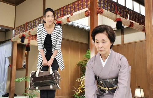 Cuộc chiến mẹ chồng nàng dâu kiểu Nhật - 1