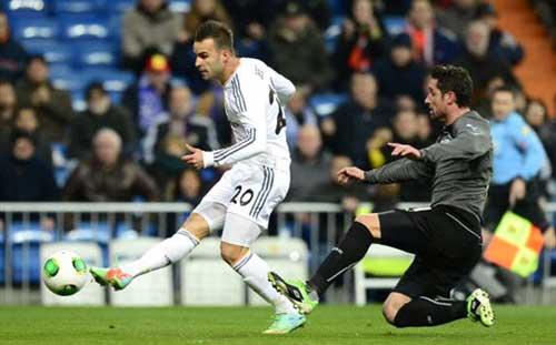 Real - Espanyol: Đòn phủ đầu - 1