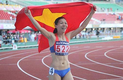 """5 """"vàng mười"""" của Việt Nam tại SEA Games 27 - 1"""