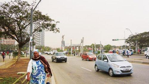 Đại lộ mang tên Bác ở châu Phi - 1