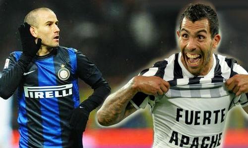 Juventus - Inter: Sự tương phản - 1