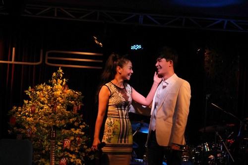 Nathan Lee chúc Thu Minh mau có baby - 1