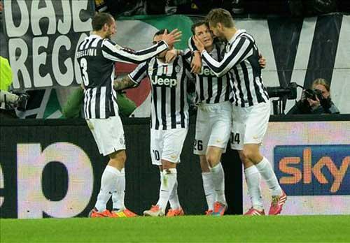 Juventus - Inter: Derby chênh lệch - 1