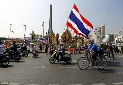 """Mỹ """"không muốn nhìn thấy đảo chính"""" ở Thái Lan - 1"""