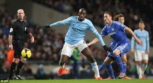 Man City gục ngã trước Chelsea: Giá như… - 1
