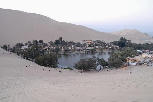 Ốc đảo thiên đường tuyệt đẹp ở Peru - 1