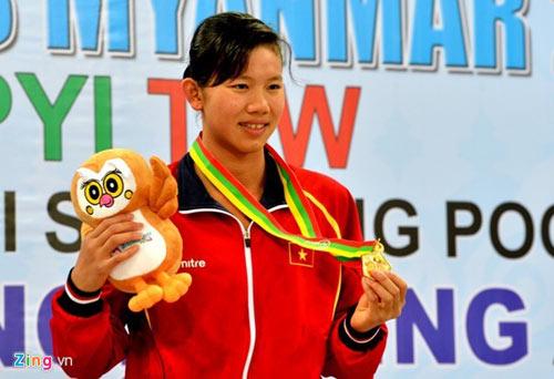 10 ngôi sao 9X của thể thao Việt Nam - 1