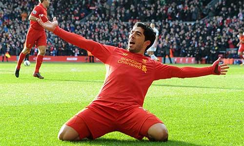 Vượt CR7, Suarez xuất sắc nhất tháng Giêng - 1