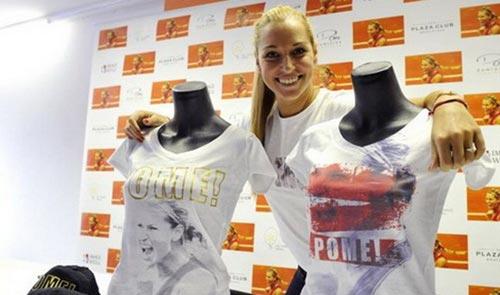 Cibulkova ra mắt thương hiệu thời trang - 1