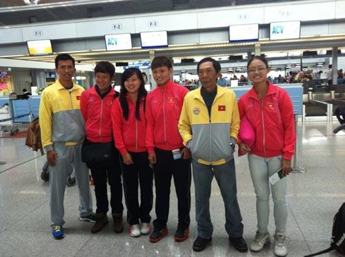 Đội tuyển quần vợt Việt Nam đồng loạt tranh tài giải đồng đội thế giới - 1