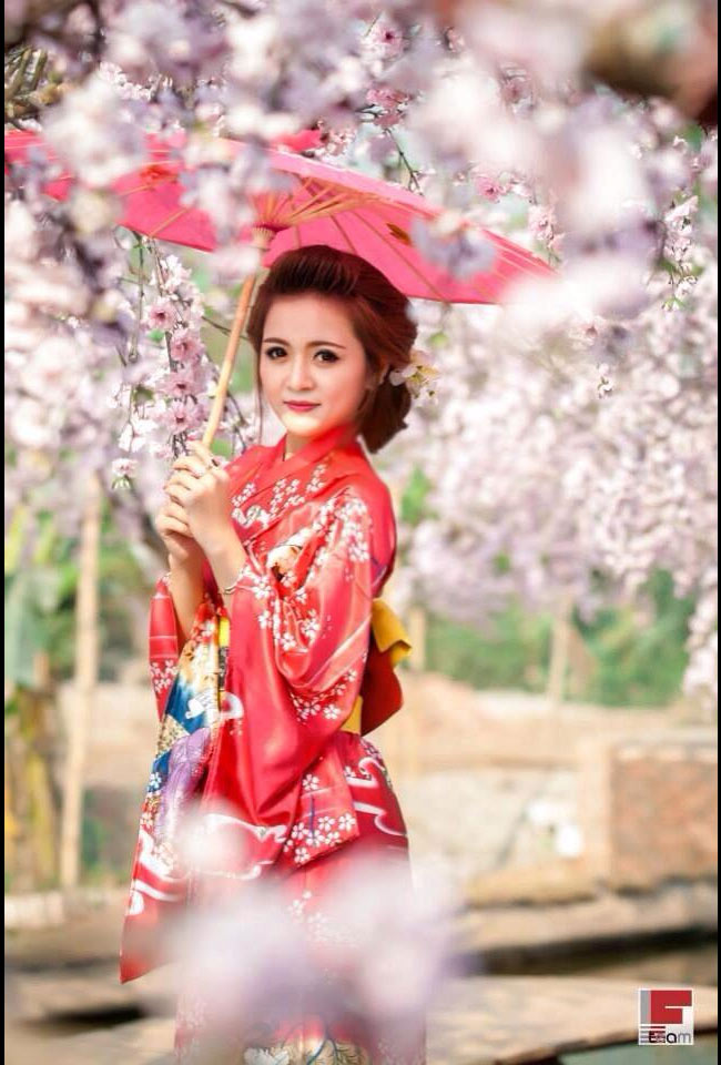 Ly Ly muốn sẽ đầu tư vào lĩnh vực kinh doanh áo cưới, trang điểm cô dâu.