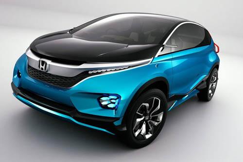 Honda giới thiệu mẫu xe 7 chỗ hoàn toàn mới - 1