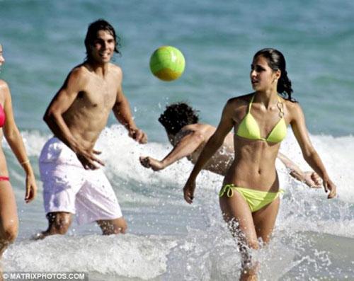 Nadal chưa muốn kết hôn vì sự nghiệp - 1
