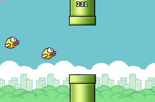 """Game """"đập chim"""" thú vị thay thế Flappy Bird - 1"""