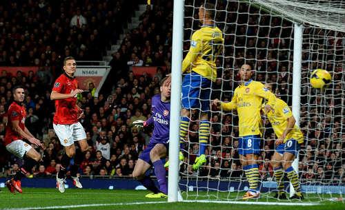 """Moyes: """"MU sẽ chơi tấn công trước Arsenal"""" - 1"""
