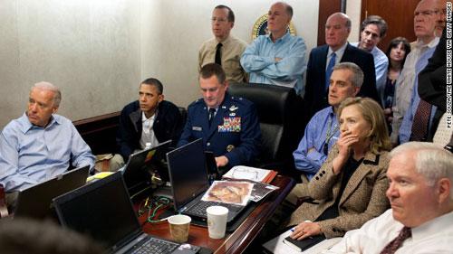 Tướng Mỹ ra lệnh tiêu hủy ảnh chụp xác bin Laden - 1