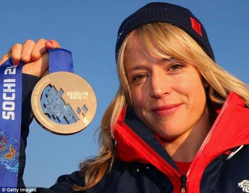 """Nhiều tấm gương """"nghèo vượt khó"""" tại Olympic Sochi - 1"""