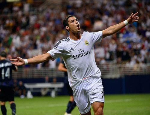Ronaldo: Kỷ lục gia săn bàn từng phút - 1